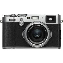 Fujifilm FinePix X100F siber