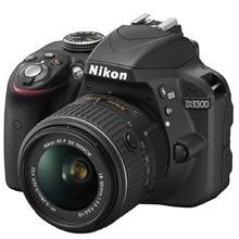 Nikon D3300 + 18-55 VR AF-P