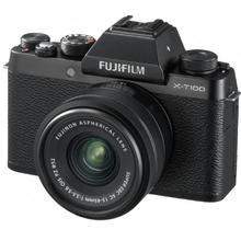 Fujifilm X-T100 Schwarz + XC 15-45mm f/3.5-5.6 OIS PZ
