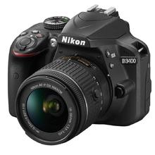 Nikon D3400 + 18-55 AF-P ( NON VR )