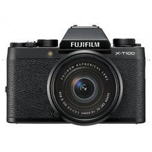 Fujifilm X-T100 + XC 16-50mm f/3.5-5.6 OIS II Black