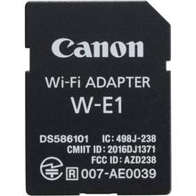 Canon W-E1, WiFi adaptér