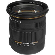 Sigma 17-50 mm F2.8 EX DC OS HSM für Canon