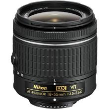 Nikon 18-55mm f/3,5-5,6G AF-P DX VR  - BULK