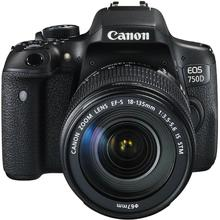 Canon EOS 750D + EF-S 18-135 IS STM