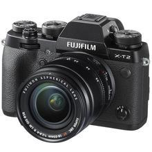 Fujifilm X-T2 + 18-55 mm schwarz