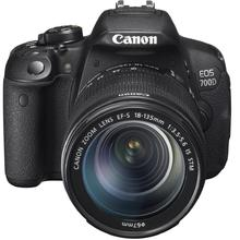 Canon EOS 700D + 18-135 IS STM + EF 40 f/2.8 STM