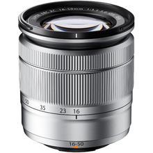Fujifilm 16-50mm f/3.5-5.6 OIS II Silver