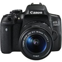 Canon EOS 750D + 18-55 DC III