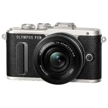 Olympus Pen E-PL8 Kit 14-42 mm EZ schwarz