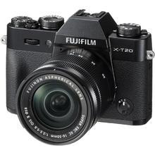 Fujifilm X-T20 schwarz+ 16-50 mm II
