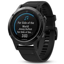 Garmin Fenix5 Sapphire Black Optic RETURN IN 14 DAYS