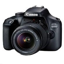 Canon EOS 4000D + EF-S 18-55 DC III
