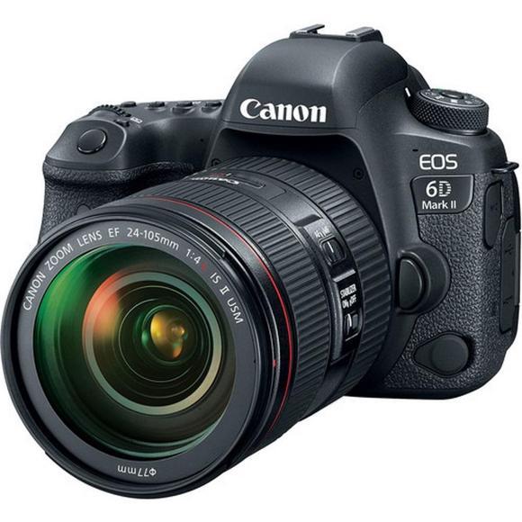 Canon EOS 6D Mark II Kit 24-105 mm L IS II USM  - 1