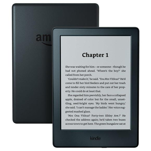 Amazon New Kindle Touch 2019, 4GB, Black  - 1