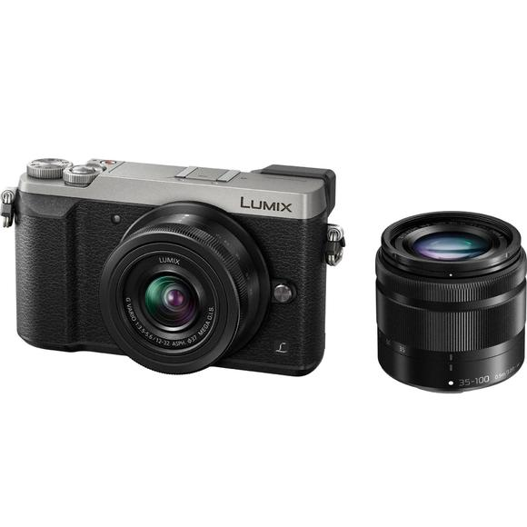 Panasonic Lumix DMC-GX80 + 12-32 + 35-100  - 1
