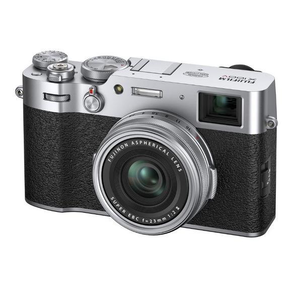 Fujifilm FinePix X100V Silver  - 1