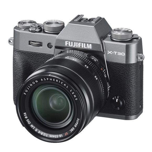 Fujifilm X-T30 +  XF 18-55 mm Antracite  - 1