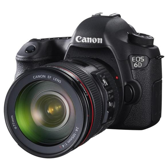Canon EOS 6D + 24-105mm f/4.0L IS USM  - 1