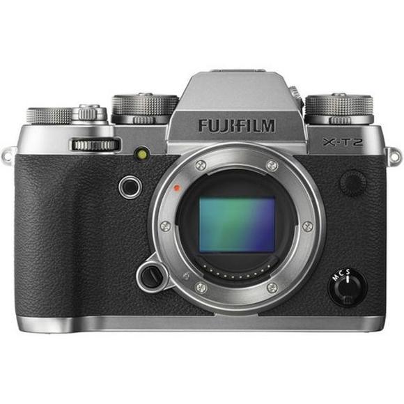 Fujifilm X-T2 Silber  - 1