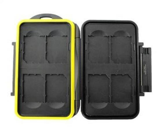 JJC MC-SD8 Memory Card Case  - 1