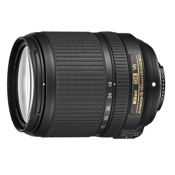 Nikon 18-140mm F3.5-5.6G AF-S DX VR ED  - 1