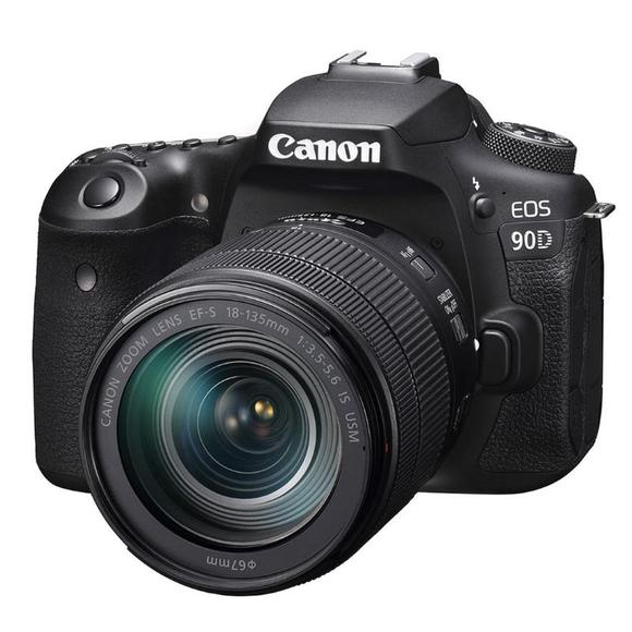 Canon EOS 90D + EF- S 18-135mm f/3,5-5,6 IS USM  - 1