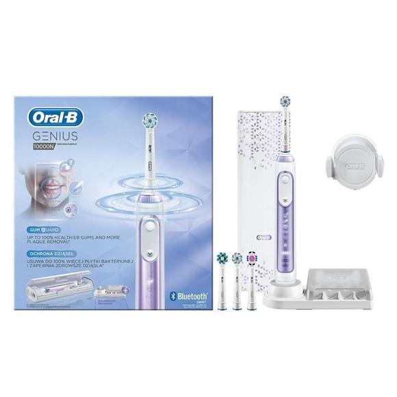 Braun Oral-B Genius 10000N Orchid Purple  - 1