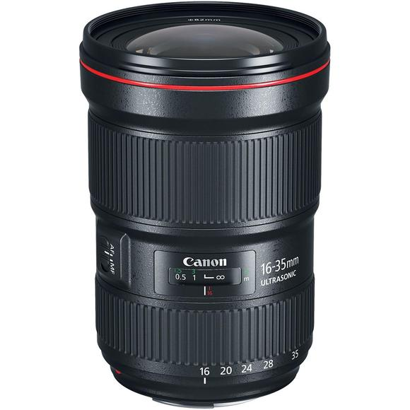 Canon EF 16-35mm f2.8 L III USM objektiv  - 1