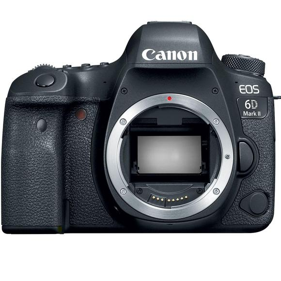 Canon EOS 6D Mark II Gehäuse  - 1