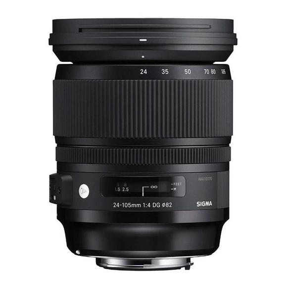 SIGMA 24-105mm f/4.0 DG OS HSM ART for Canon  - 1