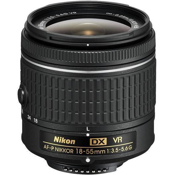 Nikon 18-55mm f/3,5-5,6G AF-P DX VR  - BULK  - 1