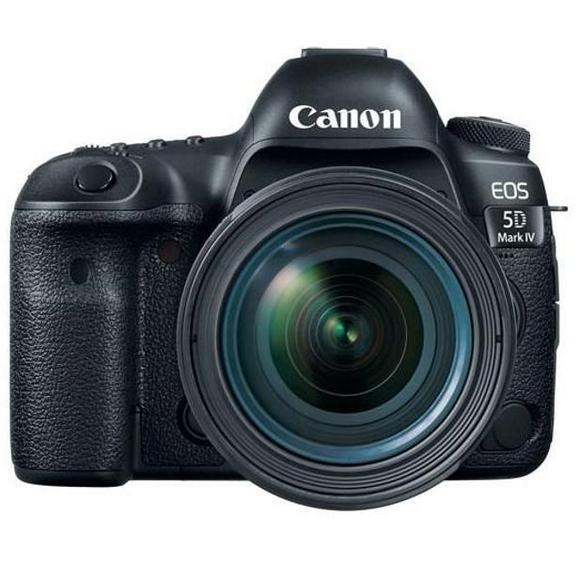 Canon EOS 5D Mark IV body +  EF 24-70mm f/2.8 L USM II  - 1