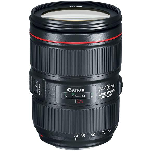 Canon EF 24-105mm f4L IS II USM  - 1