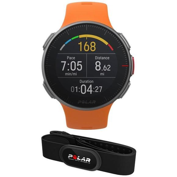 Polar Vantage V Orange HR (M/L)  - 1