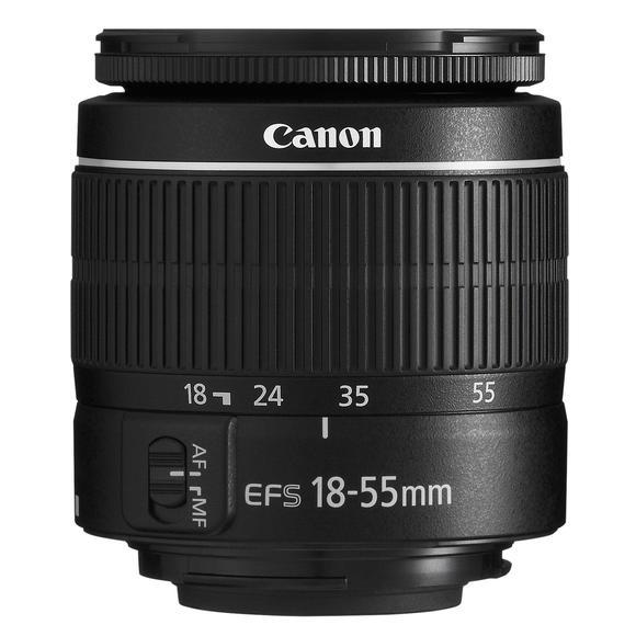 Canon EF-S 18-55mm f/3.5-5.6 DC III  - 1