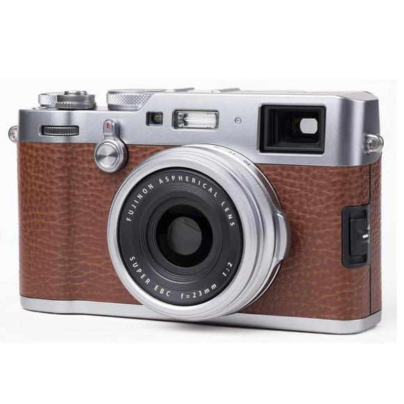 Fujifilm FinePix X100F brown  - 1