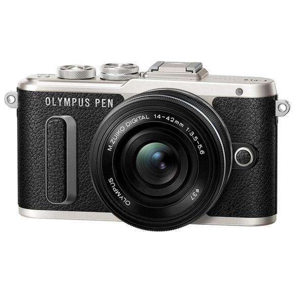 Olympus Pen E-PL8 Kit 14-42 mm EZ schwarz  - 1