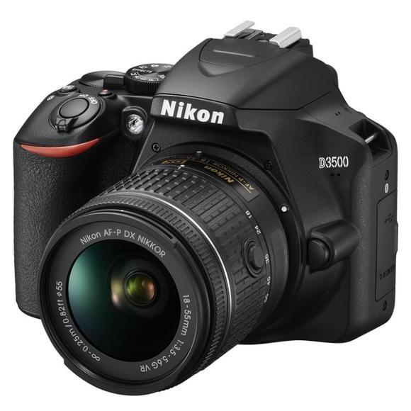 Nikon D3500 + 18-140 AF-S DX VR ED  - 1