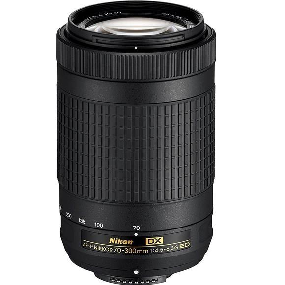Nikon 70-300mm F/4.5-6.3G ED AF-P DX  - 1