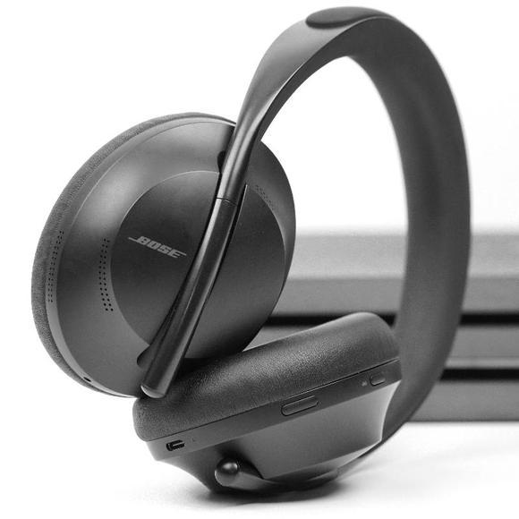 Bose Noise Cancelling Headphones 700, Black  - 1