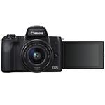 Canon EOS M50 Kit 15-45 mm schwarz - 2/6