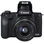 Canon EOS M50 Kit 15-45 mm schwarz - 5/6