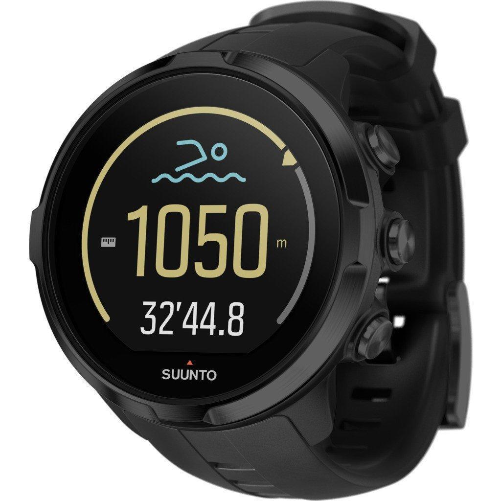 günstig kaufen SS022662000 Suunto Spartan Sport Wirst HR GPS-Sportuhr Schwarz