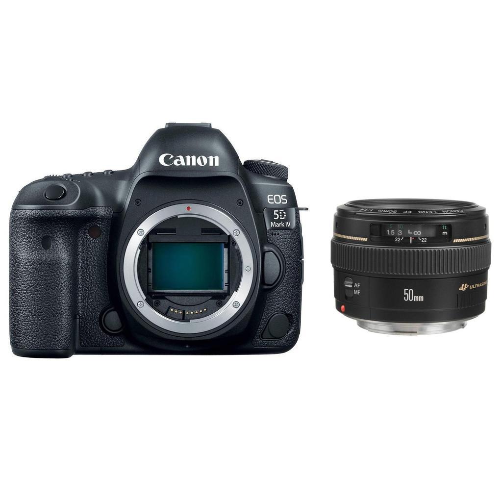 Digiexpert.de - Canon EOS 5D Mark IV + EF 50mm f/1.4 USM